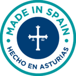 Logo - Made in Spain - Hecho en Asturias